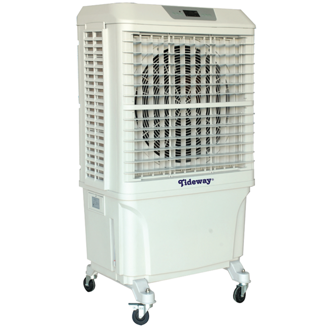 Air Cooler Fan : Tideway eec fan evaporative air cooler