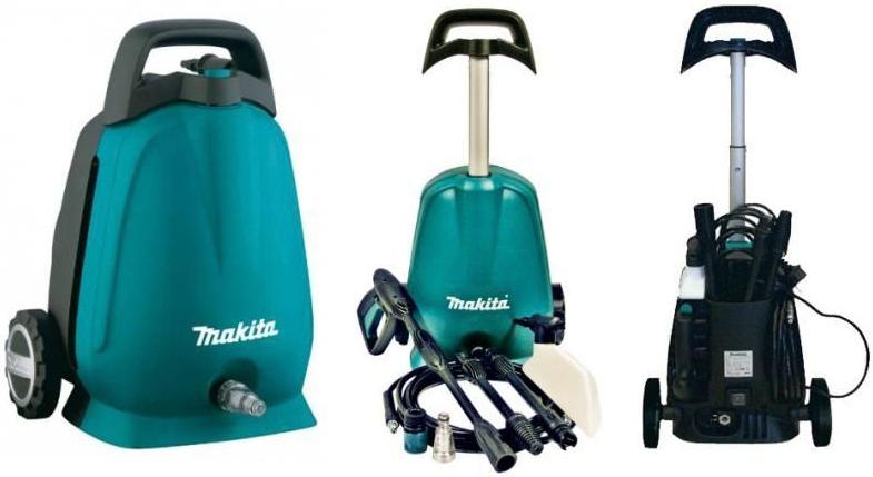 Makita Hw102 High Pressure Washer